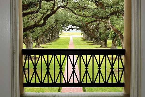 Oak Alley - Plantation Parade